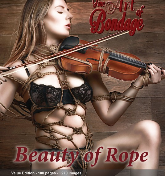 Fine Art of Bondage – Beauty of Rope, Value Edition