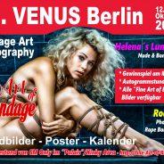 VENUS Berlin 2017 – Bondage Kunst auf Europas größter Erotikmesse