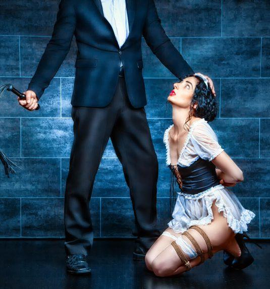 Erotisches Fotoshooting – Bondage, BDSM, Fetisch