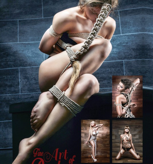 Fine Art of Bondage #01 – 10/2016