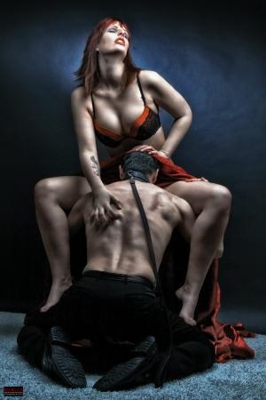 Slave Femdom