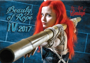 Calendar - Beauty of Rope IV - Fine Art of Bondage