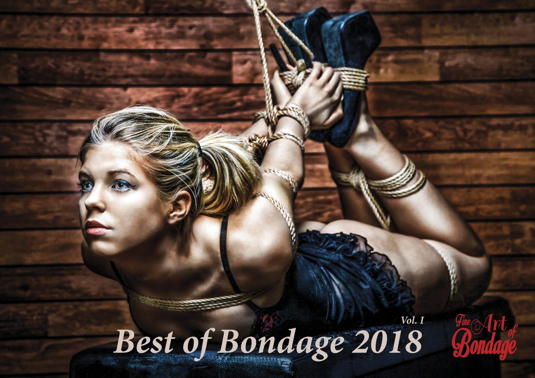 Best Of Bondage 2018  Fine Art Of Bondage  Wall -7095