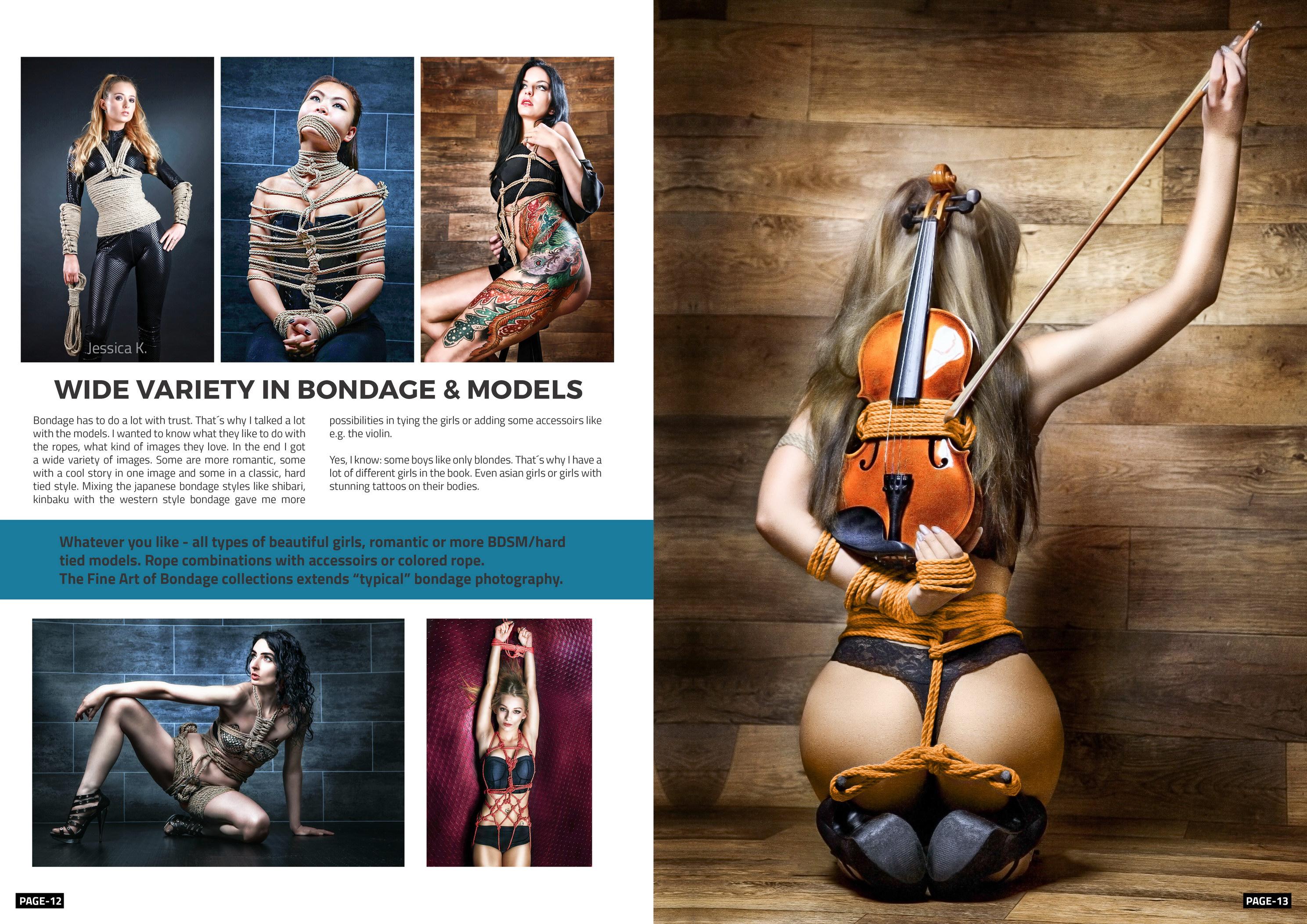 Bondage magazeens pdf