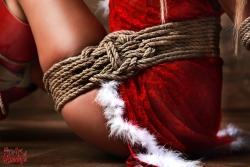 Christmas Gallery - Fine Art of Bondage