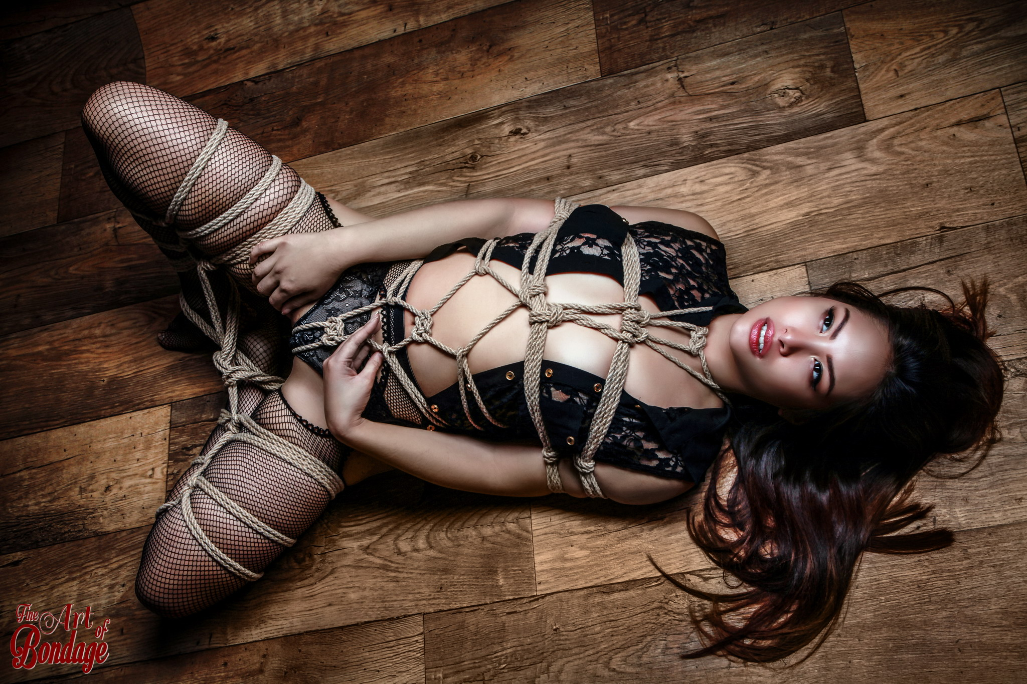 Gallery - Fine Art Of Bondage-6120