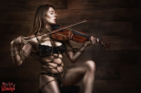 Samantha Bentley / the BadBentley, Violin - Fine Art of Bondage