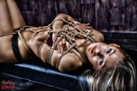 0693 - Beauty with Tied Up Arms